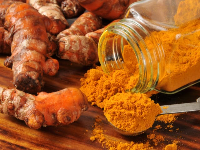 health benefits of curcumin