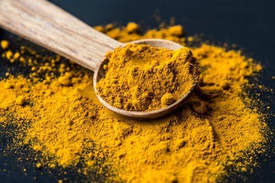 curcumin powder